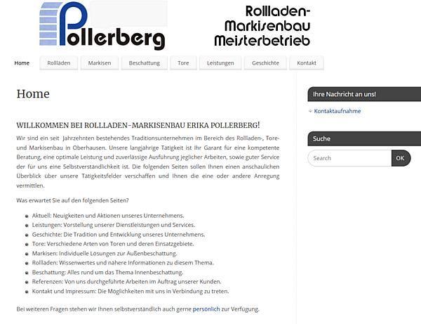 Rollladen Pollerberg